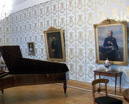 Maler- und Tapezierarbeiten Schloss Braunschweig